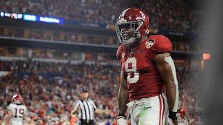 Josh Jacobs Alabama Highlights 2018-19 || Alvin Kamara 2.0  ᴴᴰ