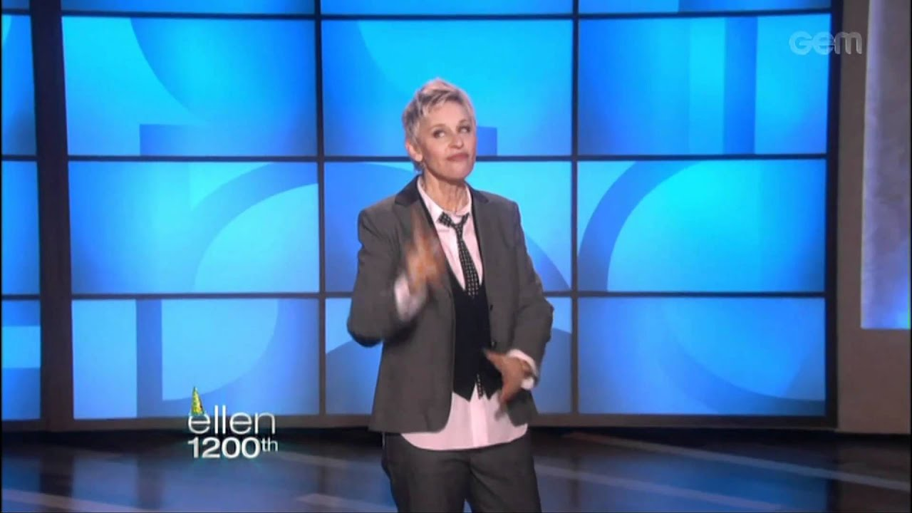the ellen degeneres show confirmed a four seasons the ellen degeneres show season 8 opening ellens 1200th