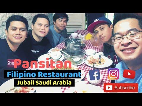 Pansitan Jubail Saudi Arabia | Filipino Restaurant In Saudi