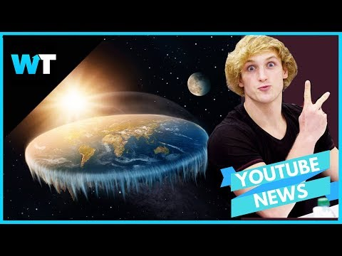 The FLAT EARTH Society DENIES LOGAN PAUL