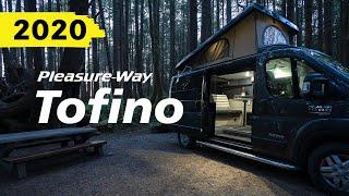 2020 Pleasure-Way Tofino Pop-Top Campervan