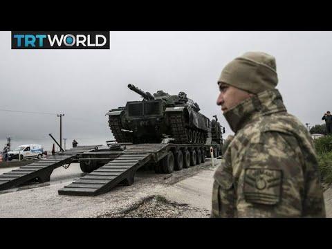 Breaking News: Turkey begins operation against YPG in Syria
