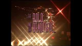 The Bold and the Beautiful short closing credits 1997 (HD)