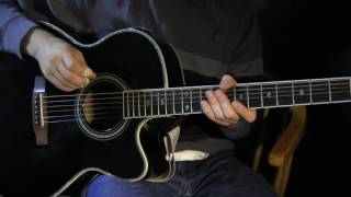 Hummingbird Guitar Lesson - Seals and Crofts - The Fingerpicking Guiter Series