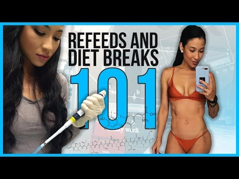 How to Use Refeeds and Diet Breaks (Hormones and Fat Loss Science)