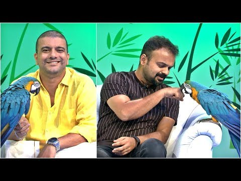 Vishu Special Programme I Chat show with team 'Panchavarnath