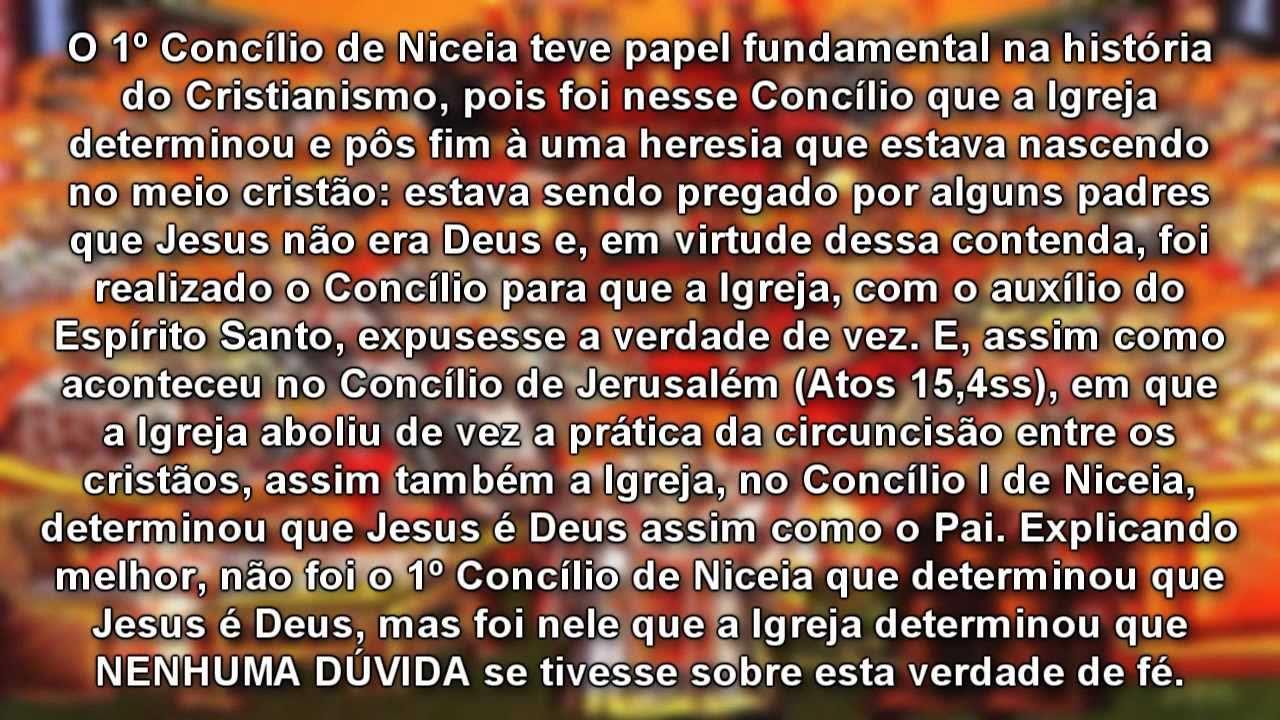 Resultado de imagem para CONCILIO DE NICEIA