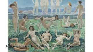 GIOVANNI COLACICCHI E FLAVIA ARLOTTA. Cronaca famigliare e vita d'artista