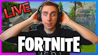 141K SUBS I DAG?! - FORTNITE LIVESTREAM 🔥