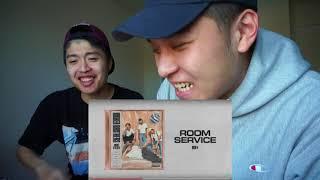 Higher Brothers - Room Service Reaction反应视频 Denzel