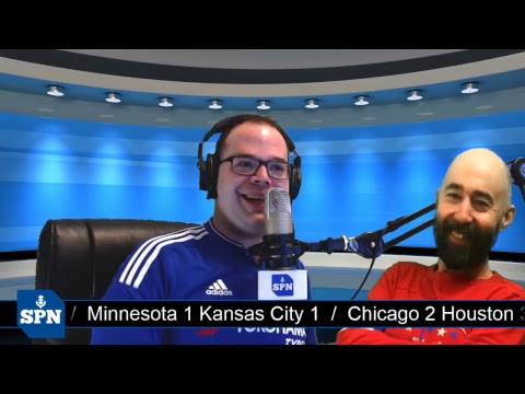 Soccer Today! on SPN May 22nd 2018 Zlatan The Bully, The Canadian Review and Chelsea's Treble!