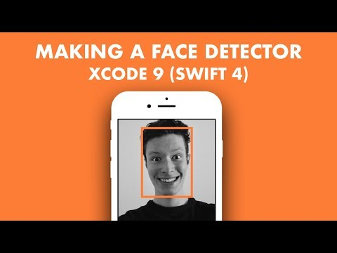 Face Detection - Making A Face Detector In Xcode 9 (Swift 4)