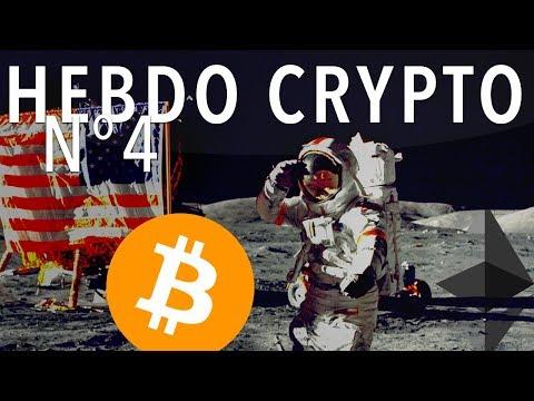 Hebdo Crypto n°4 - CMEGroup, LedgerX, Intel SGX, Transactions Segwit en baisse, ...