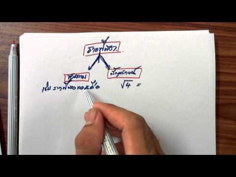 หน่วยที่ 1 รากที่สอง.คณิตเพิ่มเติมม.3เทอม1_1