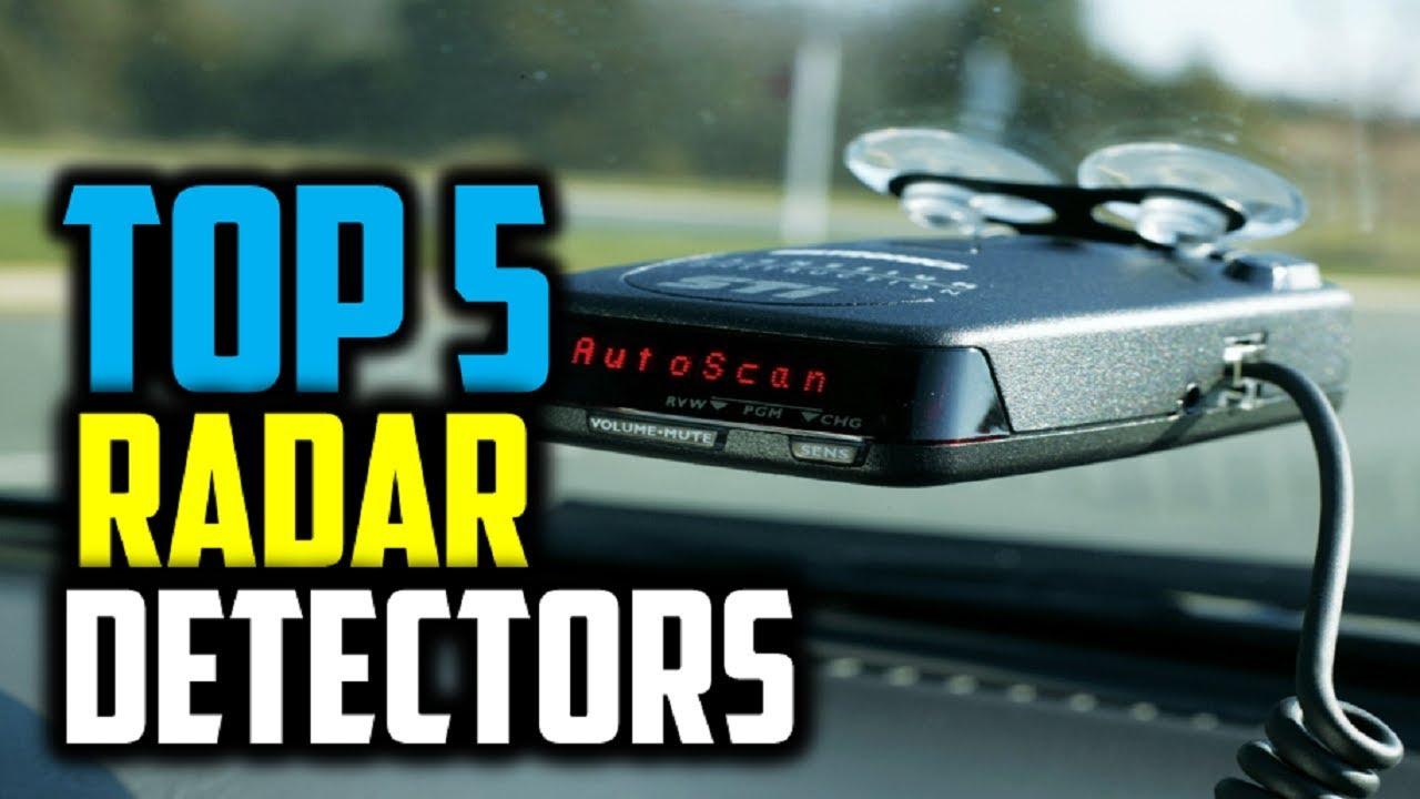 ✔️Best Radar Detector 2019 | Top 5 Radar Detector