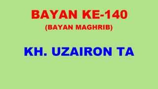 140 Bayan KH Uzairon TA Download Video Youtube|mp3