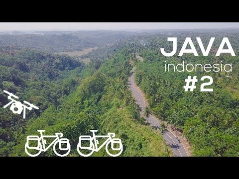 Reaching Jakarta - Bicycle Touring in Indonesia - The ONION Adventure