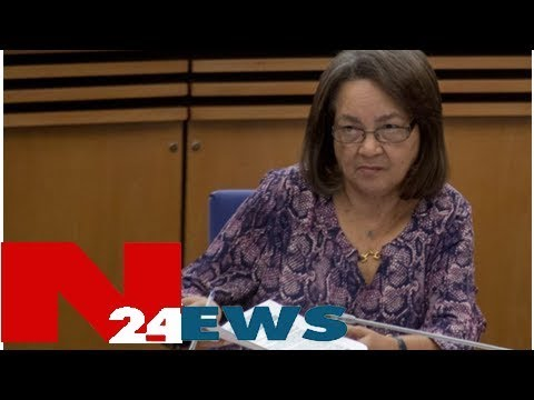 Patricia De Lille latest: Cape Town DA votes her out, Fed Ex to have final say