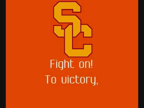 "Southern California's ""Fight On"""