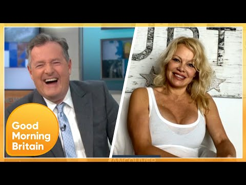 Piers Is Outraged at Claims Vegans Make Better Lovers | Good Morning Britain