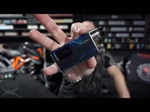 Wismec Luxotic Squonk BF Starter Kit Review and Rundown | Almost a Warning/RANT