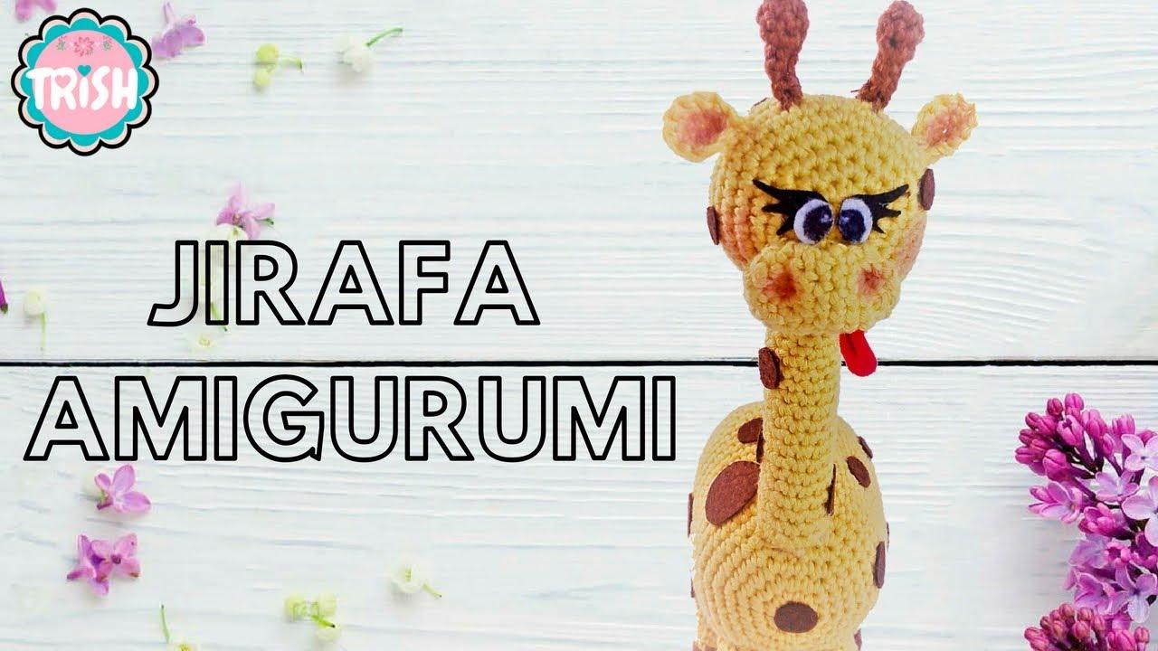 CROCHET PATTERN in English Giraffe Baby 1 Babies | Etsy | 720x1280