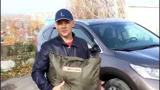видео Тент на автомобиль  с мешком