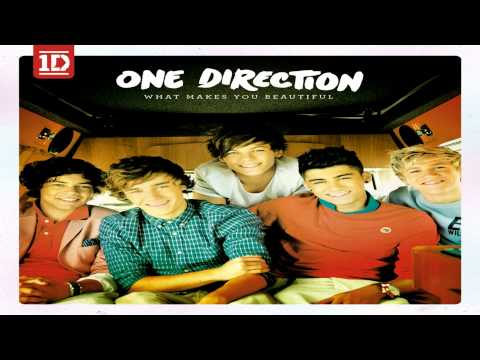 One Direction - What Makes You Beautiful (HQ Audio)
