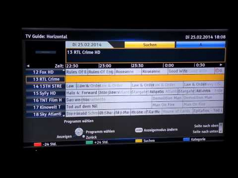 Panasonic Smart Viera Software Update WTW60 3.875 [Deutsch]