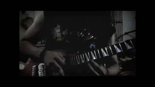 Metal Heart (Accept) - Für Elise Guitar Solo (Cover)