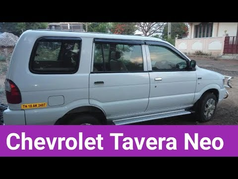 Chevrolet Tavera Neo Second Hand Car Sales In Madurai Tamilmysterycars