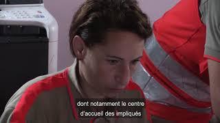 Poste de commandement national avancé à Pointe-à-Pitre