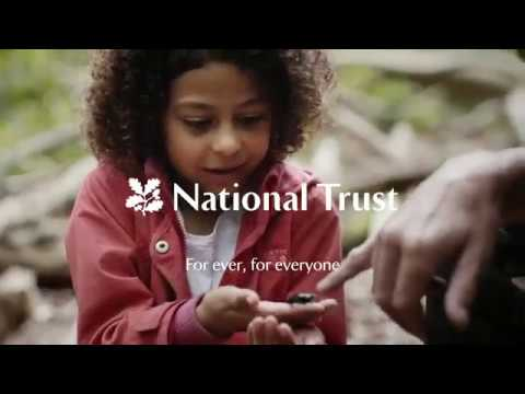 National Trust: for ever, for everyone.