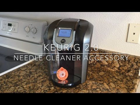 Keurig 2.0 Needle Cleaner Accessory