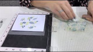 How to use the Concord and 9th Turnabout Jig - Creativation 2019