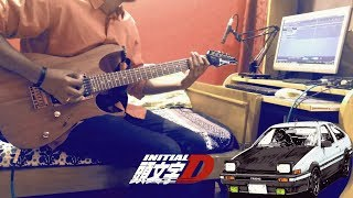 Gas Gas Gas: Initial D - Guitar Cover