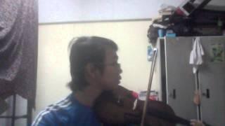 មាសទឹកប្រាំបី_Meas teuk 8_ Violin Cover
