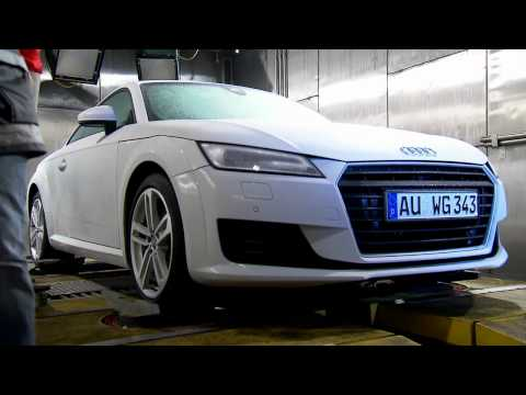 2015 Audi TT & TTS Coupe - the design