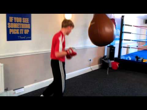boxing training drills moves creating angles, bumping round off punches, footwork