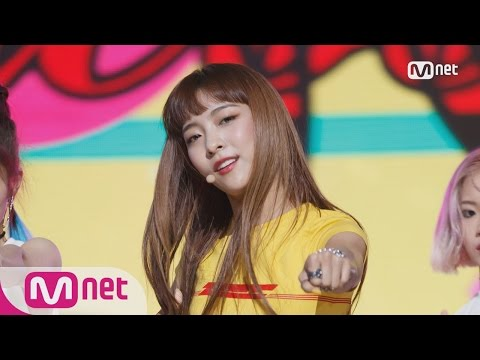 LUNA - Free Somebody Debut Stage M COUNTDOWN 160609 EP.477