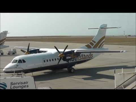 Jersey Airport Planespotting Episode 3 August 2013