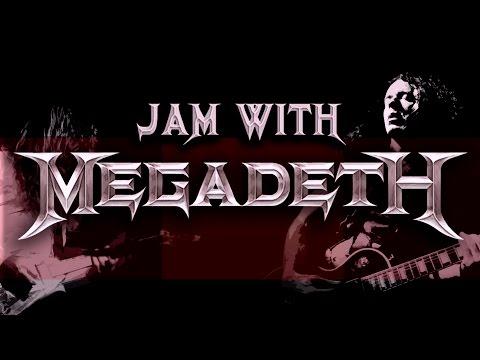 Backing Track of the week: 3 Megadeth – Tornado of Souls (Extended Backing Track)