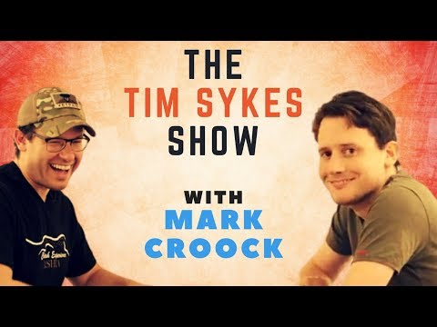 Penny Stock Trading Lessons with My New Millionaire Student Mark Croock | The Tim Sykes Show