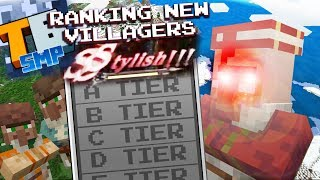 Rating the Vilagers- Truly Bedrock season1 #16 - Bedrock Edition Youtube Server