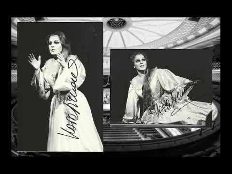 """Katia Ricciarelli """"Il dolce suono...Ardon gli incensi...Spargi d'amaro"""" Lucia di Lammermoor"""