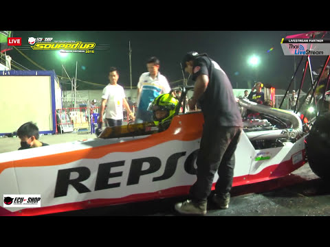 DAY3 QUALIFY | SUPER DRAGSTER | 19-FEB-17 (2016)