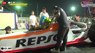 QUALIFY DAY3 | SUPER DRAGSTER | 19-FEB-17 (2016)