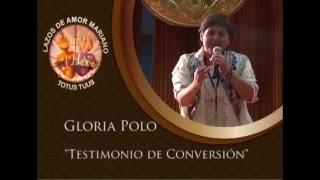 TESTIMONIO GLORIA POLO