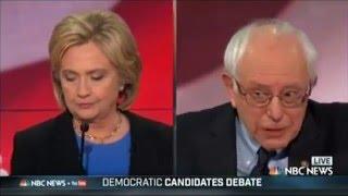 democratic debate jan 17th 2016 can you really reform wall street best part of the debate