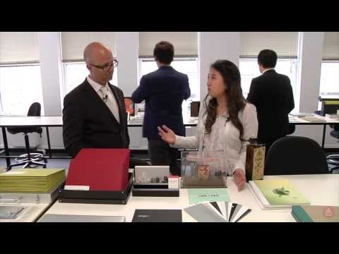 Graphic Design Senior Portfolio Review | School of Graphic D